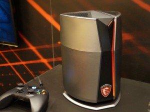 Mis peitub MSI võimsas silindrikujulises Vortex mänguarvutis?