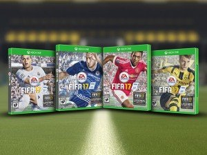 Sina saad otsustada, kes on FIFA 17 kaanestaar!