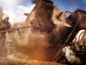 Battlefield 1 kümme kaarti ja 6 mode'i nüüd teada!